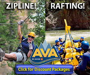 Arkansas Valley Adventures - Trips of all levels on 5 rivers at 7 Colorado Outposts. Discounts available daily on our website.