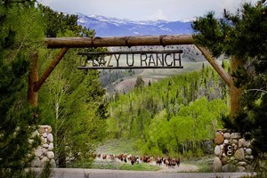 C Lazy U Ranch - Dude Ranch Vacations :: Celebrating 97 years! All-Inclusive dude ranch offering gourmet meals, luxury lodging, horseback riding, fly fishing, hiking, mountain biking, Spa, & legendary 5 star service!
