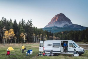 Get Outdoors with Campervan North America