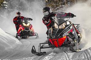 Backbone Adventures - Snowmobile Rentals :: Select from half-day or all-day sled rentals, delivered to your preferred trail to take off and ride. Includes riding gear, all-inclusive.