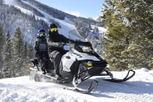 Grand Adventures | Snowmobile rentals & tours