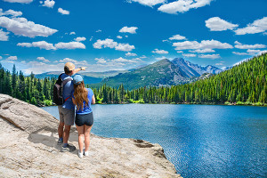 GaperGuide: GPS Self-Guided Rocky Mountain Tours