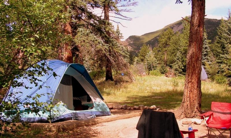 Aspenglen Campground