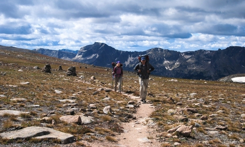 Continental Divide Trail