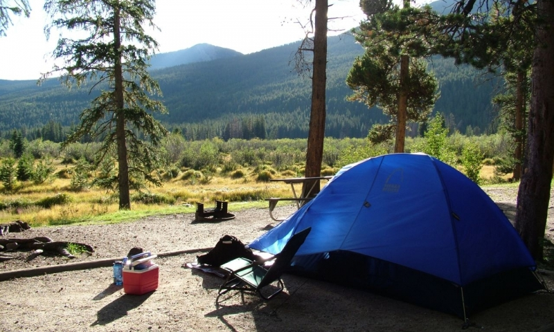 Timber Creek C&ground & Timber Creek Campground Rocky Mountain National Park - AllTrips