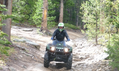 Shopping Tips for Rocky Mountain ATV: 1. Rocky Mountain ATV honors price matching and will give you the lower price of an identical product found on a competitor's site. 2. If a piece of clothing doesn't fit right, you can return the item up to 45 days after your purchase date without having to pay for shipping. 3.