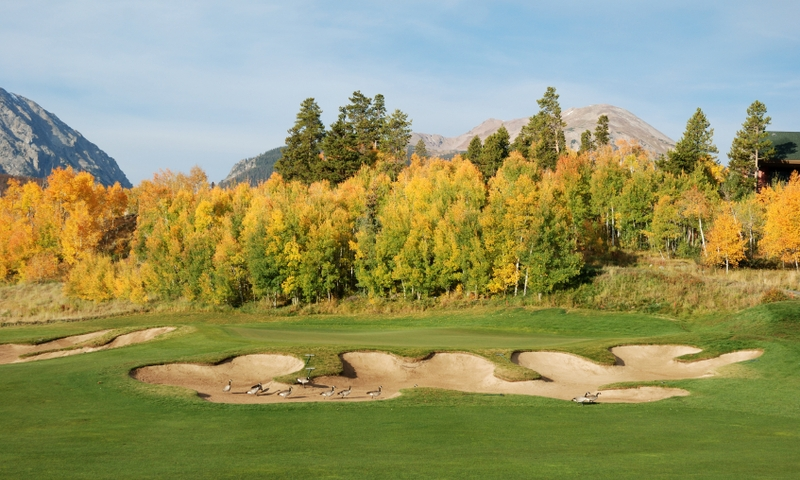 Golf Course in Silverthorne