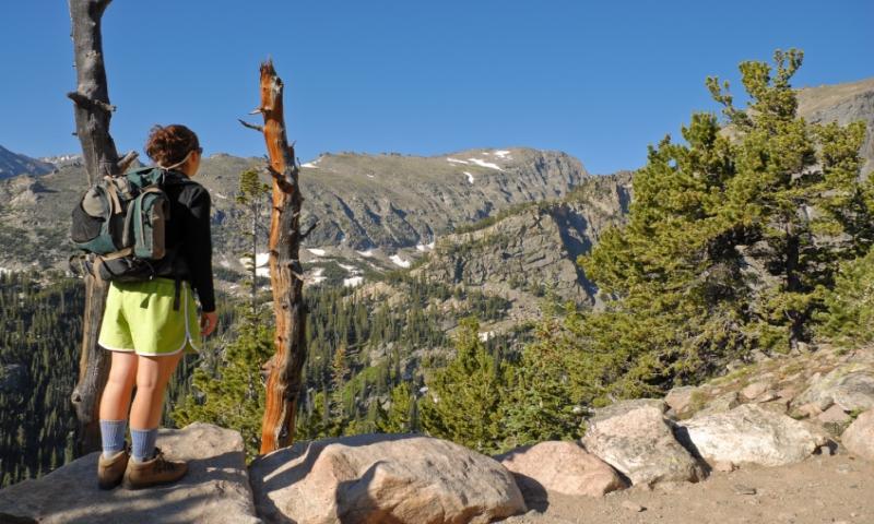 Rocky Mountain National Park Hiking Trails Colorado Hikes